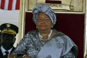 Pres Ellen Johnson-Sirleaf