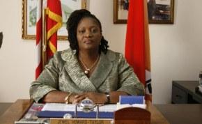 Senator Jewel Taylor NPP Standard Bearer