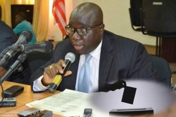 Cllr Jerome Korkoyah NEC Chairman